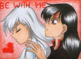 Be with Me :ACEO: by JunAkera