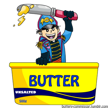 Buttery Commissar by Buttery-Commissar