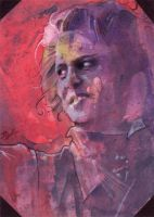 Sweeney Todd sketch card by Ethrendil