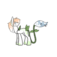 Plant Pony Collab Auction: CLOSED by Bringmetohell