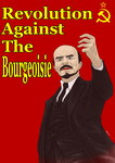 Revolution Against the Bourgeoisie by Sakakibara-Ryoichi
