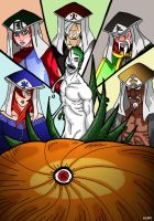 The 5 Kage by 6LM9