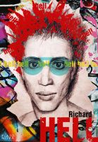 Richard Hell by DragonOfLust