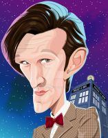 The 11th Doctor by kgreene