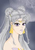 Queen Serenity the Great by Sailor-Aurora