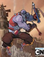 Panthro Color version by Uncle-Gus