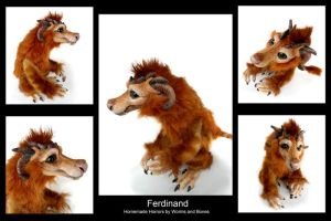 Ferdinand by WormsandBones