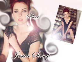 Jessica Stroup 90210 by caris94