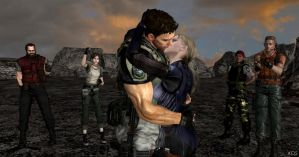 A new beginning for Jill and Chris by Mister-Valentine