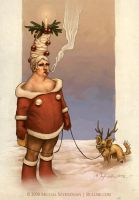 Mother Christmas by bullsik