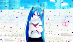 7th MMD Cup Hatsune Miku What do you mean? + DL by RaikuHoshigami