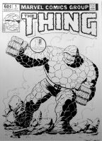 The Thing!! by frankdawsonjr