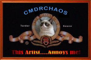 This Artist Annoys Me by CmdrChaos
