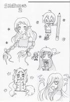 sketches2 by aliza-chan