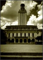 The University of Texas by xqz-moi