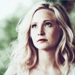 Caroline Forbes by LeavesFallingUp14