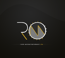 ROM Logo by lpzdesign