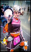Tiny Tina Cosplay: Boom!  Pow!  Explosion Noises! by Mink-the-Satyr