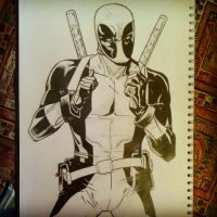 Deadpool by fromlusttodust