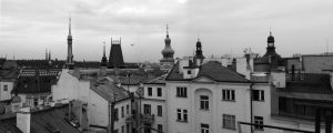 Prague's roofs III by r3akc3