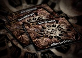 Cover Art 30:4  ''Digipak-Cases'' by D3vilusion