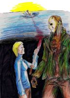 Friday the 13th: For Mother by hewhowalksdeath