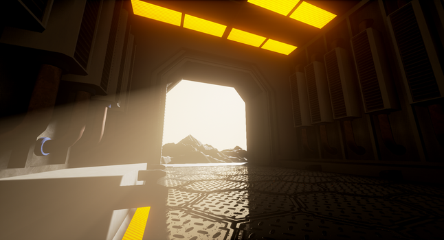 LightingTest_Admin Core Airlock by Daverex