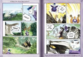 Tobius and Tufty - 18-19 by GoldeenHerself