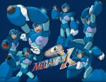 Megaman X collage by megachaos