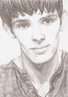 Colin Morgan by kareid14