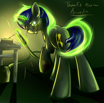 A Thank You~ by Amura-Of-Jupiter