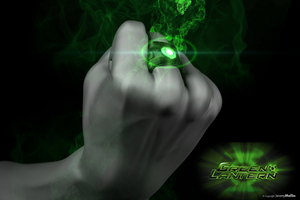 Green Lantern's Power by JeremyMallin