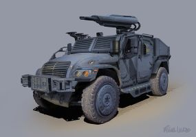 Realistic Vehicle by Miggs69