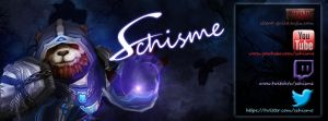 Facebook cover - Schisme by Aryiana-dzyn