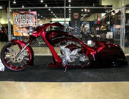 One clean bagger by DrivenByChaos