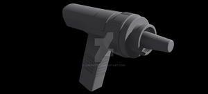 Renegade Phaser V2 WIP by GregStitz