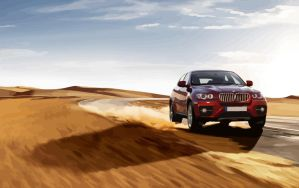 Vectorized BMW X6 by mD-06