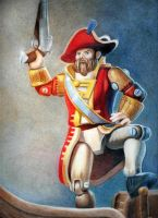 Toy Soldier Gangplank by InvinciChicken
