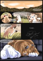 Rune Paw page 1 redo by CumhCroi