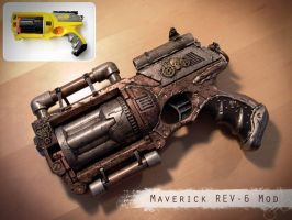 Maverick - Before and After by Greathouse