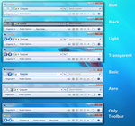 Windows 7 StylerToolbar by chrizlu