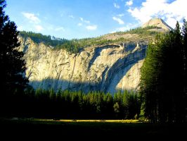 Yosemite Valley I by ConH