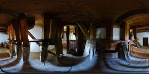 Inside the watermill ::360Pano:: by rdevill