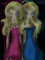 Holly And Molly by KillingKate1