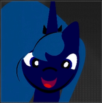 Black Ops II Luna Emblem by MarvelousChester