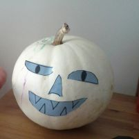 Halloween Crafts with my Son - Pumpkin side 2 by M-J-Gagne