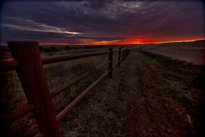 South Dakota Sunrise by KylieFaye
