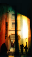 shades of the city by Defectivee