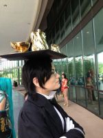Black Butler- Oh Claude, your so talented~ by maddiemonstr10