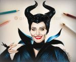 Maleficent by lancelotmilitar